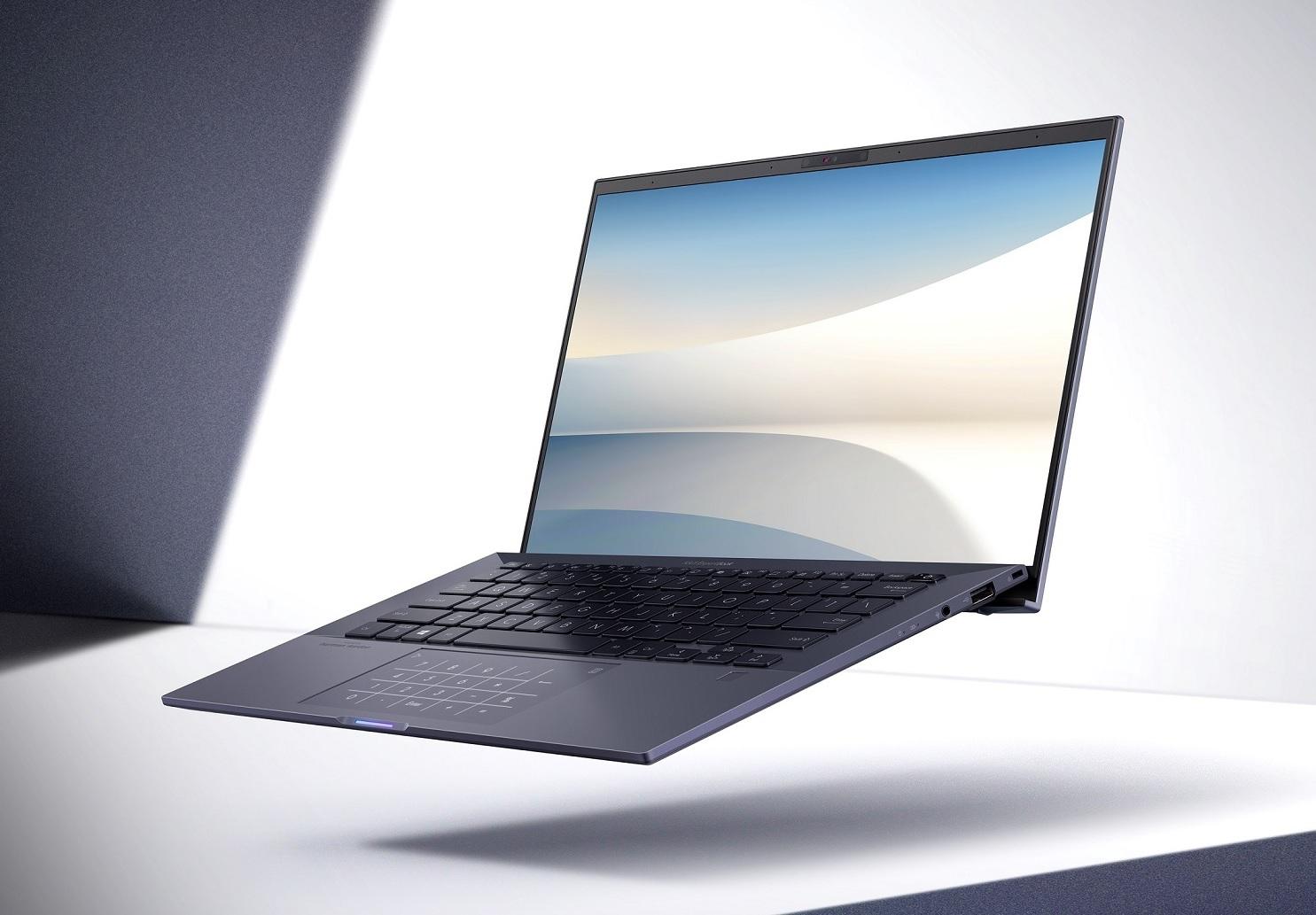 14吋商用筆電 ASUS ExpertBook B9搶先在台上市,其集結輕薄機身、絕佳電池續航、極致效能與堅固強韌等優點,將商用筆記型電腦推升至嶄新境界。