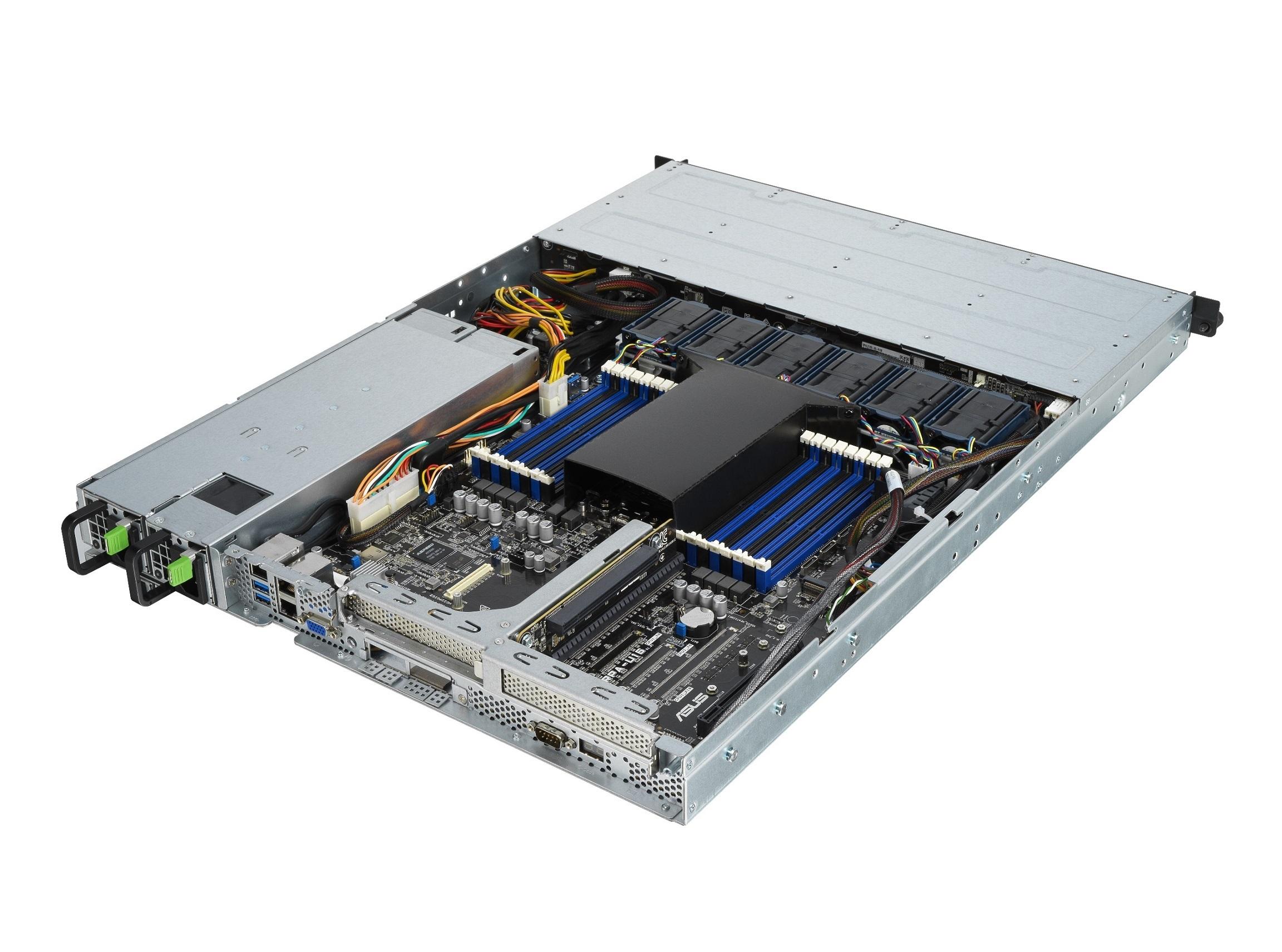 AMD EPYC 7002處理器的1P伺服器RS500A E10於標準測試共獲得64項世界第一。
