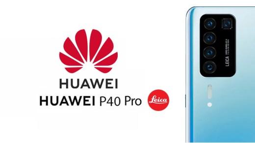 HUAWEI P40 Pro 3月26日正式發表