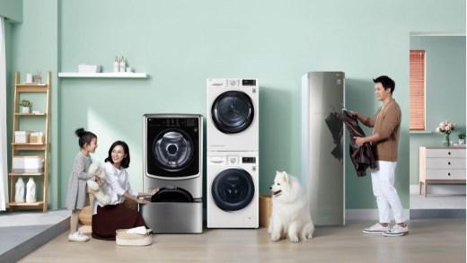 LG 智慧健康家電全方位守護 打造安心居家生活