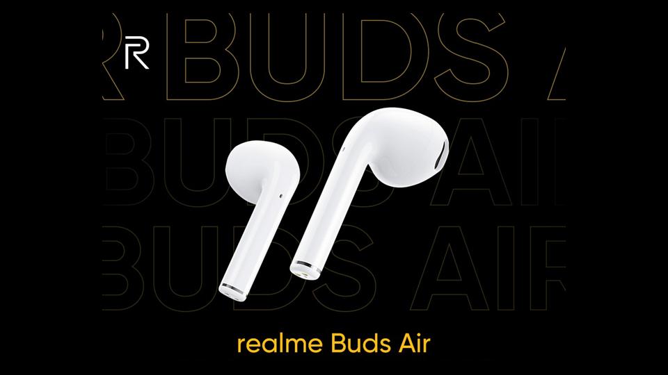 realme Buds Air 全台銷售報捷 首攻AIoT獲市場熱烈迴響