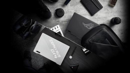 ROG 玩家共和國宣布 重磅新品 ROG Zephyrus G14 今日搶眼上市