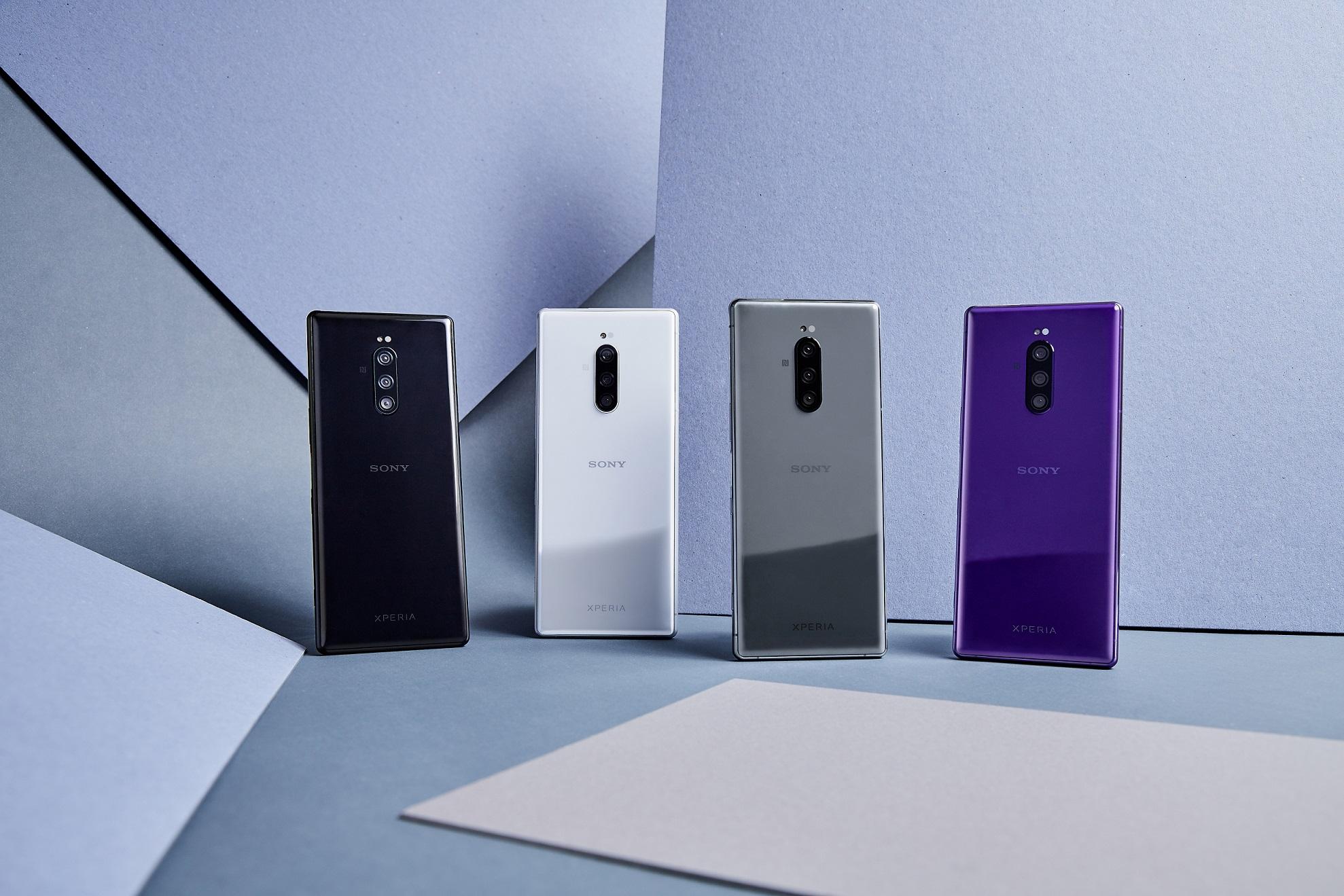 Xperia 1屢獲國際大獎肯定,榮獲Red Dot Award 2020與IF Design Award設計獎項