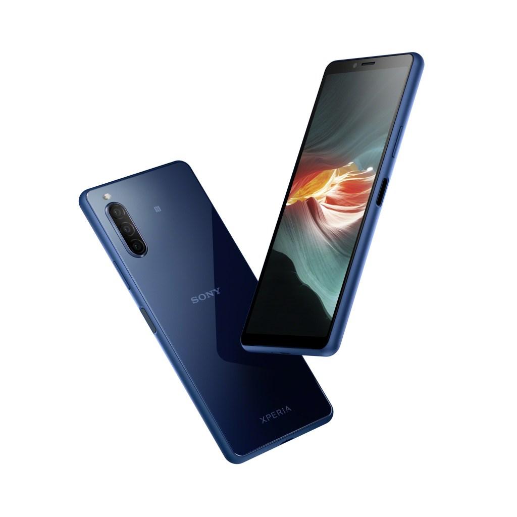 Xperia 10 II擁有6吋21比9 OLED寬螢幕,延續俐落優雅的無邊框設計,打造出時尚美型質感。