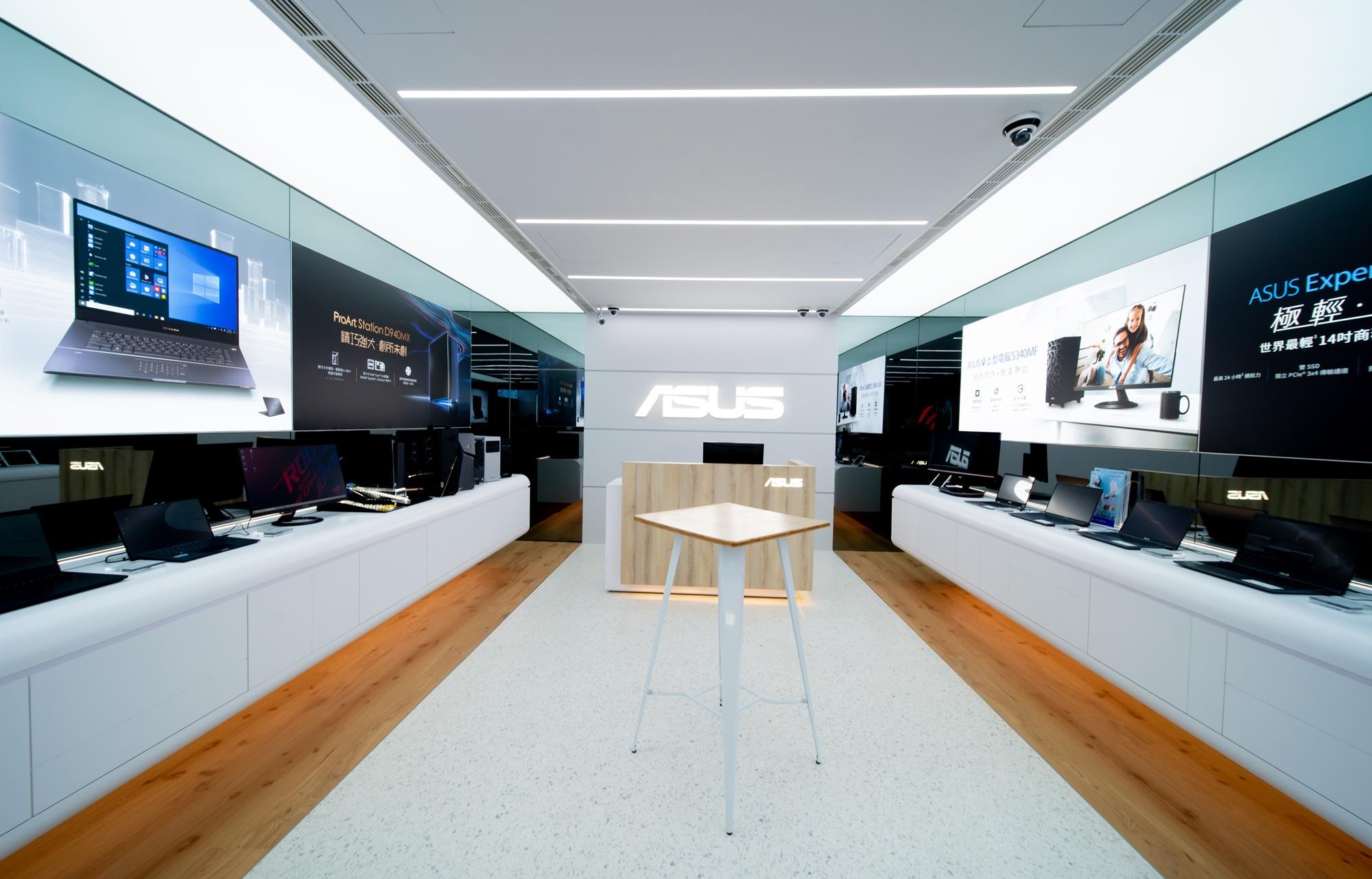 ASUS台北八德旗艦店舉辦ASUS VIP會員新品鑑賞會等活動,期許能給顧客最貼心的服務與愉悅的消費體驗。