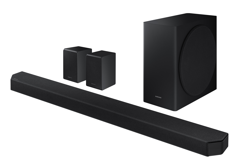 5】全球Soundbar銷售第一品牌 Q950T創造真正天空環繞音效