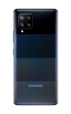 【新聞照片2】Galaxy A42 5G_絢幻黑_背面