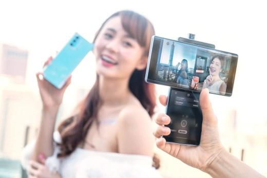 LG Explorer Project 系列首款手機 LG WING 正式在台上市。