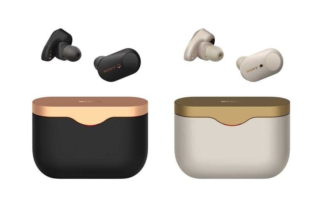 Sony旗艦級主動式降噪真無線耳機WF-1000XM3,活動期間只需NTD 5,990元(現省NTD 1,500元)就可輕鬆入手享受隨身高音質饗宴。