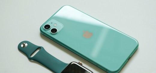 帶有Tiffany藍色系的Apple iPhone 11(128G)綠,至傑昇通信門市購買免2萬