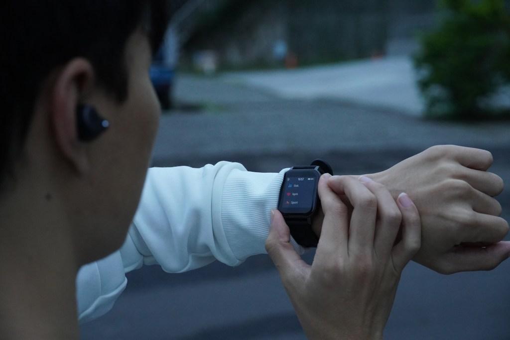 結合 H1 及 Watch 1 的使用