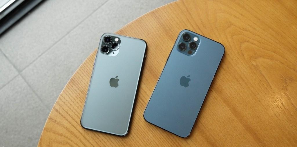 iPhone 12蟬聯台灣11月手機熱銷王