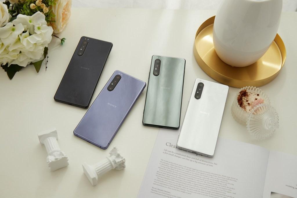 Xperia 1 II升級Android 11支援5G+4G雙卡雙待,強化5G高速體驗,春節直播節目順暢收看低延遲
