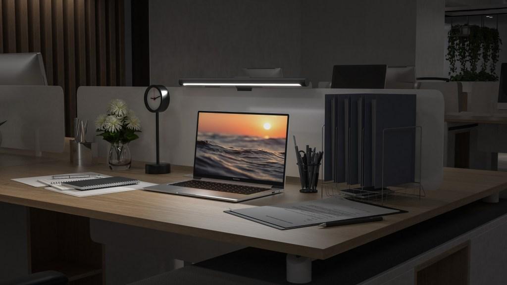 無炫光、高顯色的「米家螢幕掛燈」是工作或追劇的護眼首選