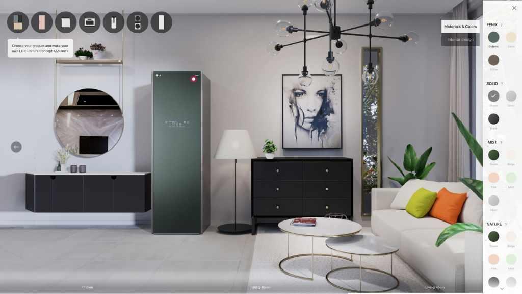 LG Furniture Concept Appliances at CES 2021 04