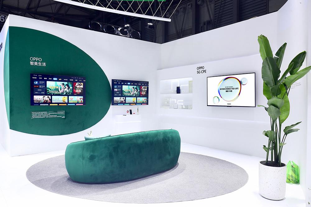 OPPO-連結四款IoT裝置,完美演繹智慧互聯場景,提供更便利的生活想像空間