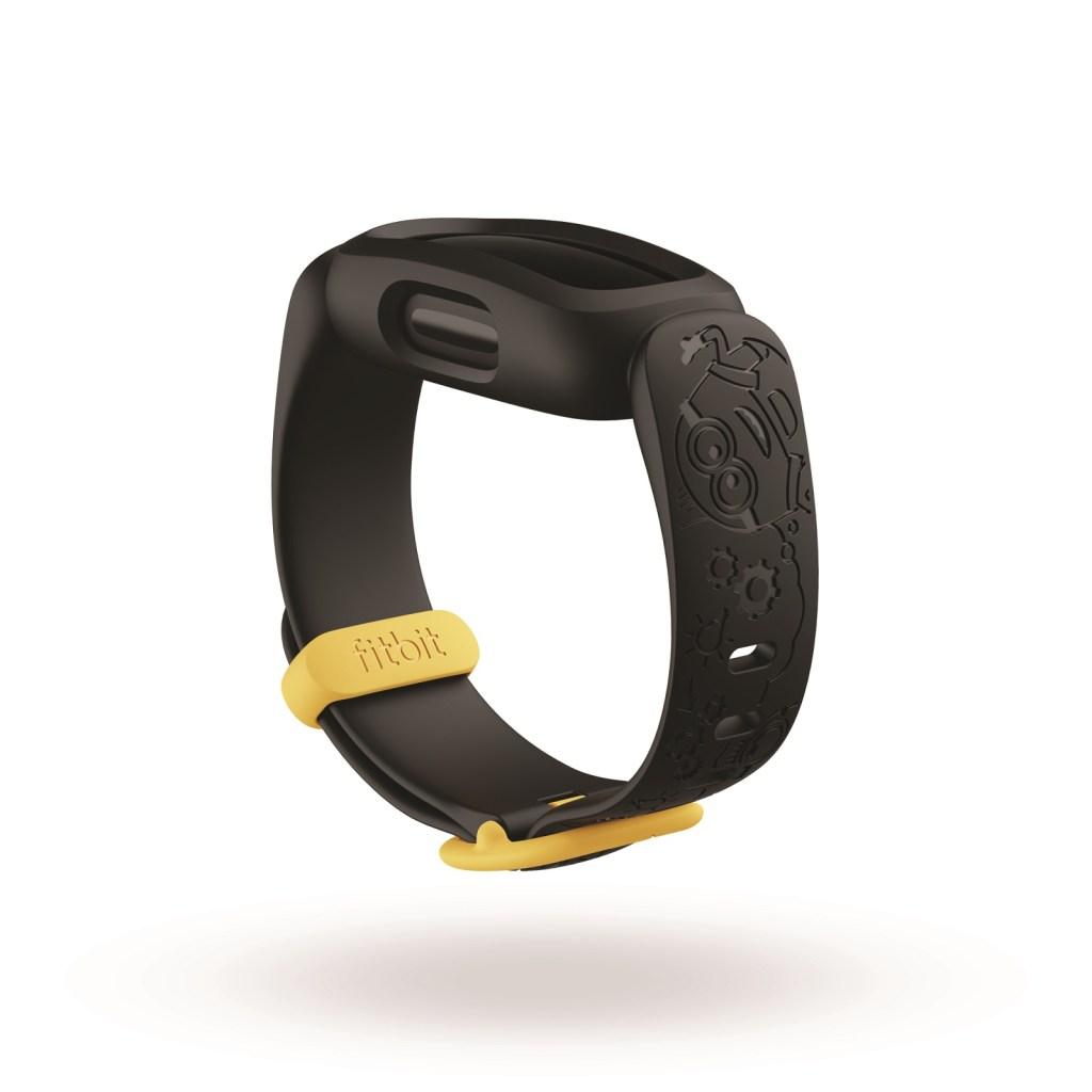 Fitbit-Ace-3-成為全球首款與小小兵聯名的兒童智慧手環產品