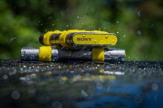 Sony-SL-M系列具備IP67防水防塵等級