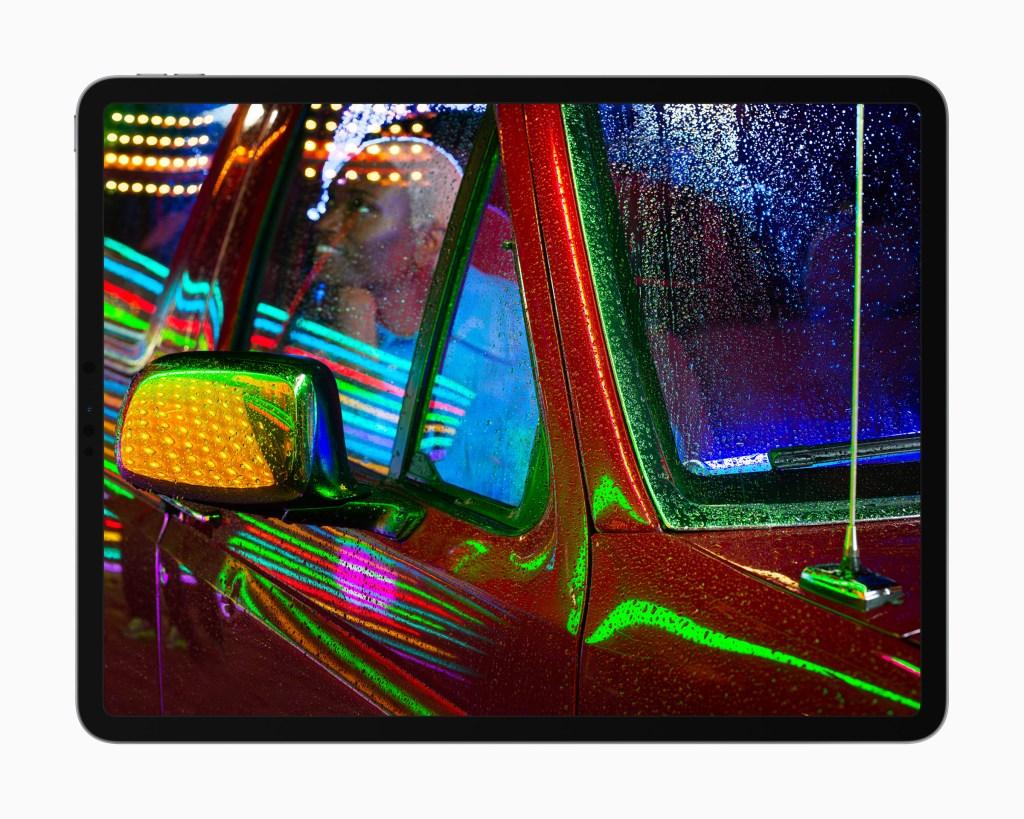 12.9 吋 iPad Pro 上的 Liquid Retina XDR 顯示器是 iPad 歷來最好的顯示器。