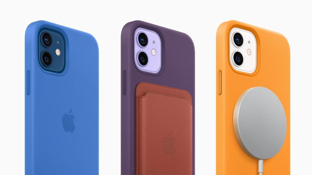 創新的 MagSafe 系統實現了高效率無線充電,並提供可以輕鬆貼合 iPhone 的全新配件生態系統。