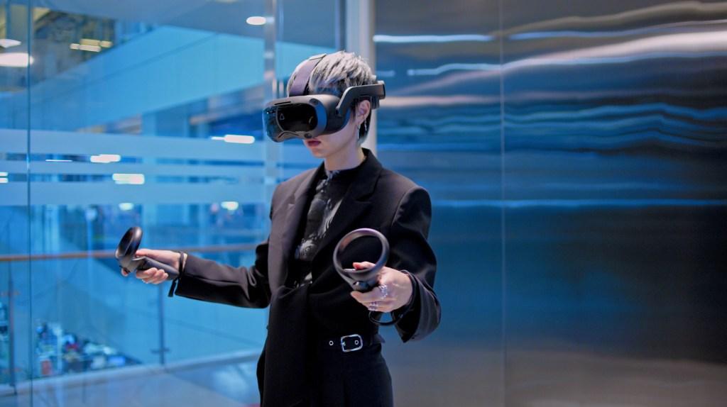 VIVE Focus 3搭載最新高通Snapdragon™XR2平台