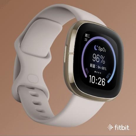 Fitbit 血氧飽和度功能在台推出 健康指標動態磚助用戶更全面掌握個人健康