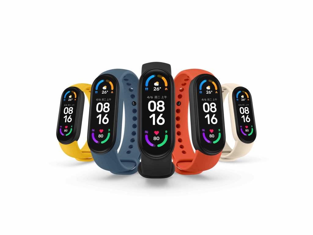 小米手環6將於7月14日起正式現貨開賣,讓生活與運動極簡平衡