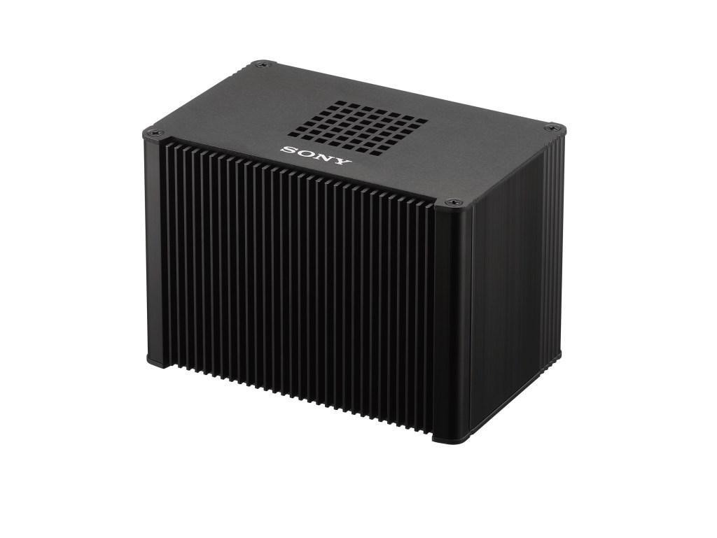 Sony 智慧影像分析單位REA-C1000輕便簡化的設計與進階技術