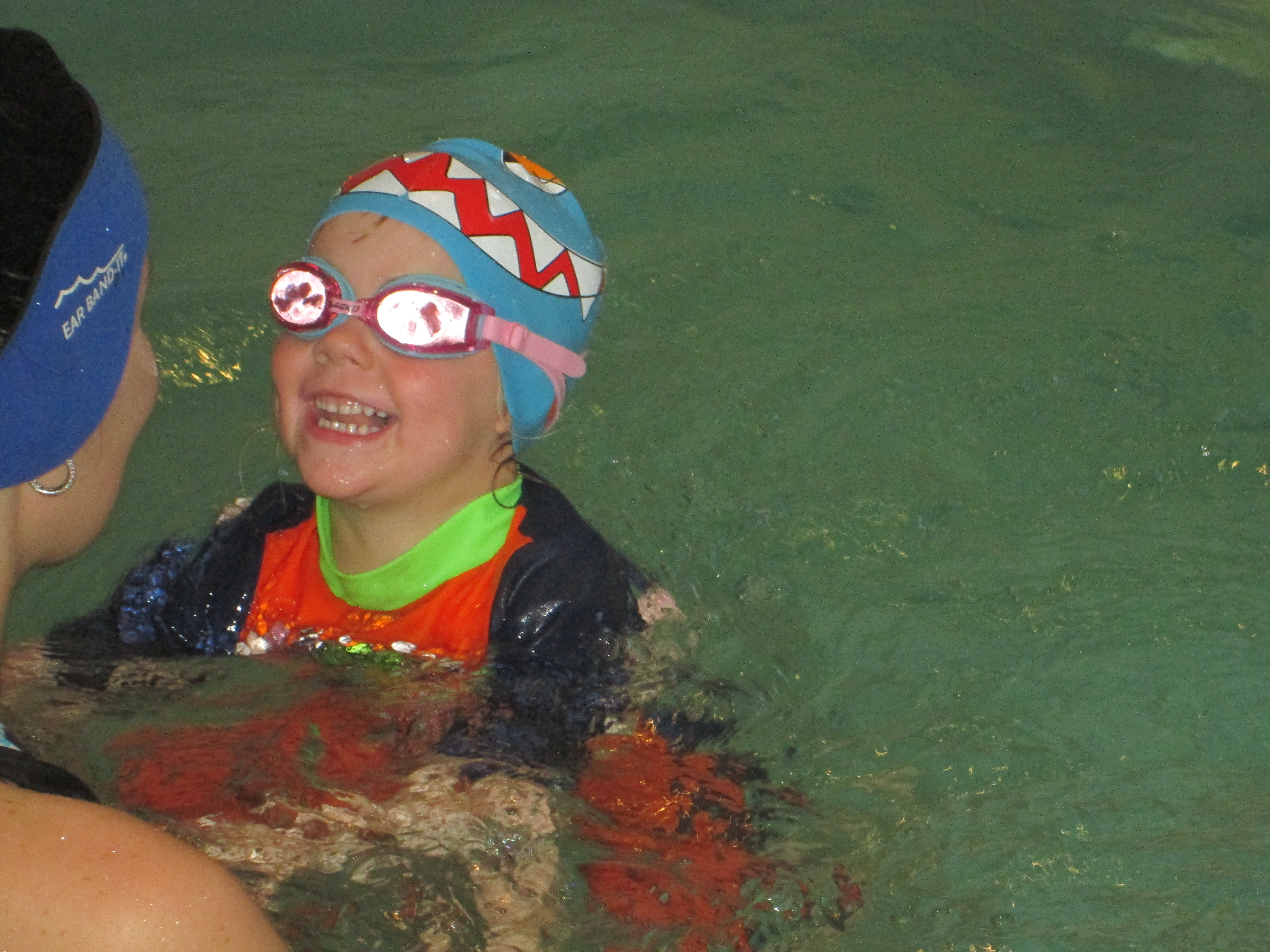 Ann's Aqua World - Boksburg swimming lessons