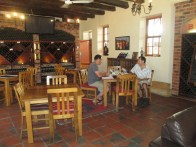Bilton tasting room