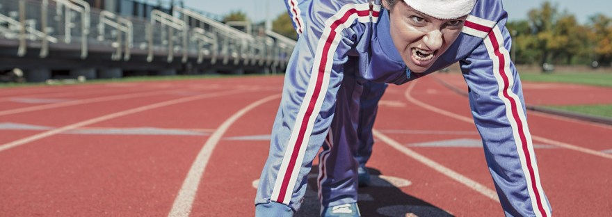 Trainingsfalle - darf Training Spaß machen?