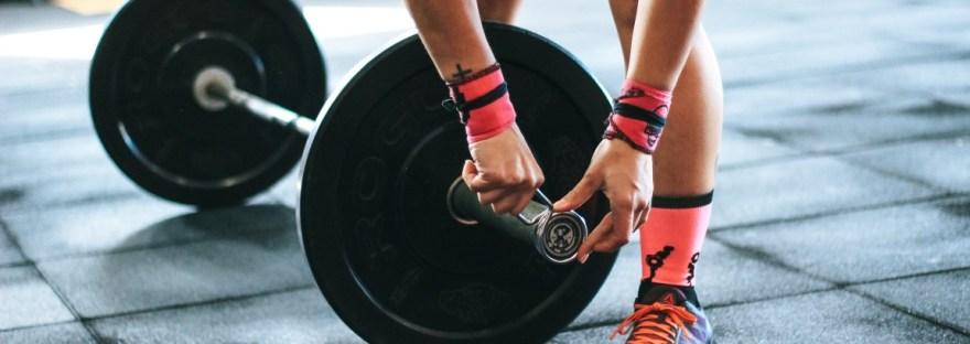 Gewicht wechseln Langhantel, Trainingstipps