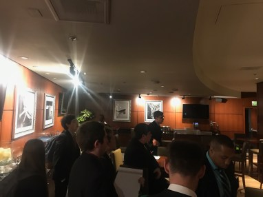 Wells Fargo Chairmen's Lounge