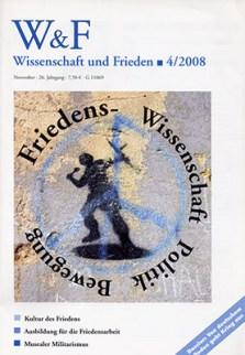 Coverfoto für Zeitschrift W&F