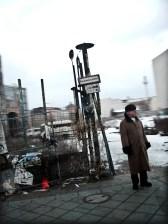 Foto, candid shot, Mann, Berlin