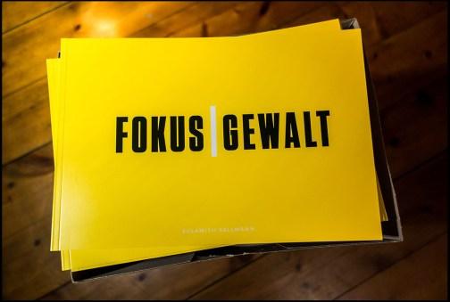 """""""Fokus Gewalt"""" 2015"""