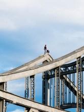 Gesundbrunnen, 2014 Brücke