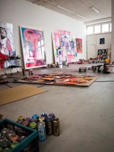 Theo Boettger, Künstlerportrait, Reportage
