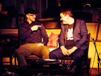 DJ Scientist & Boogieman Soulski (c) Sulamith Sallmann