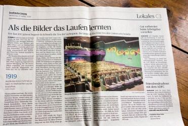 Saarbrücker Zeitung 2018