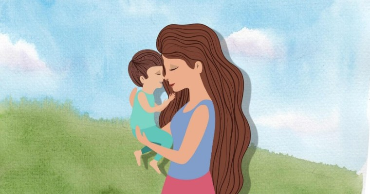 Separation Anxiety: A Mother and Child Story