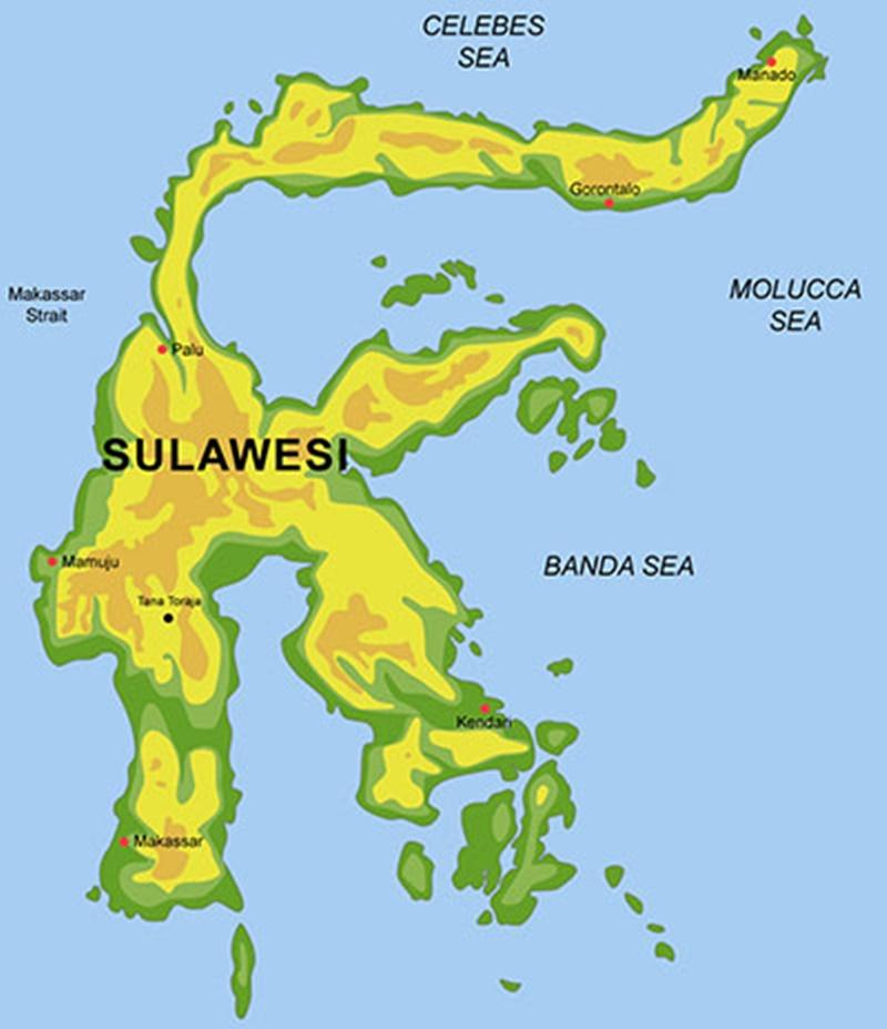 pengiriman barang Jakarta-Sulawesi murah
