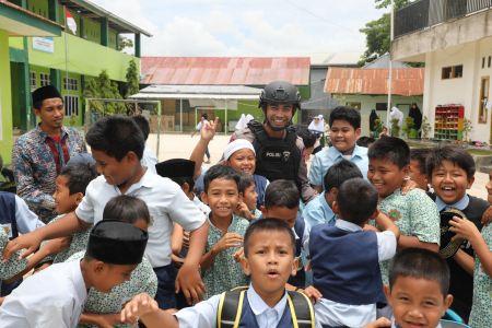 Patroli Sambang Masyarakat