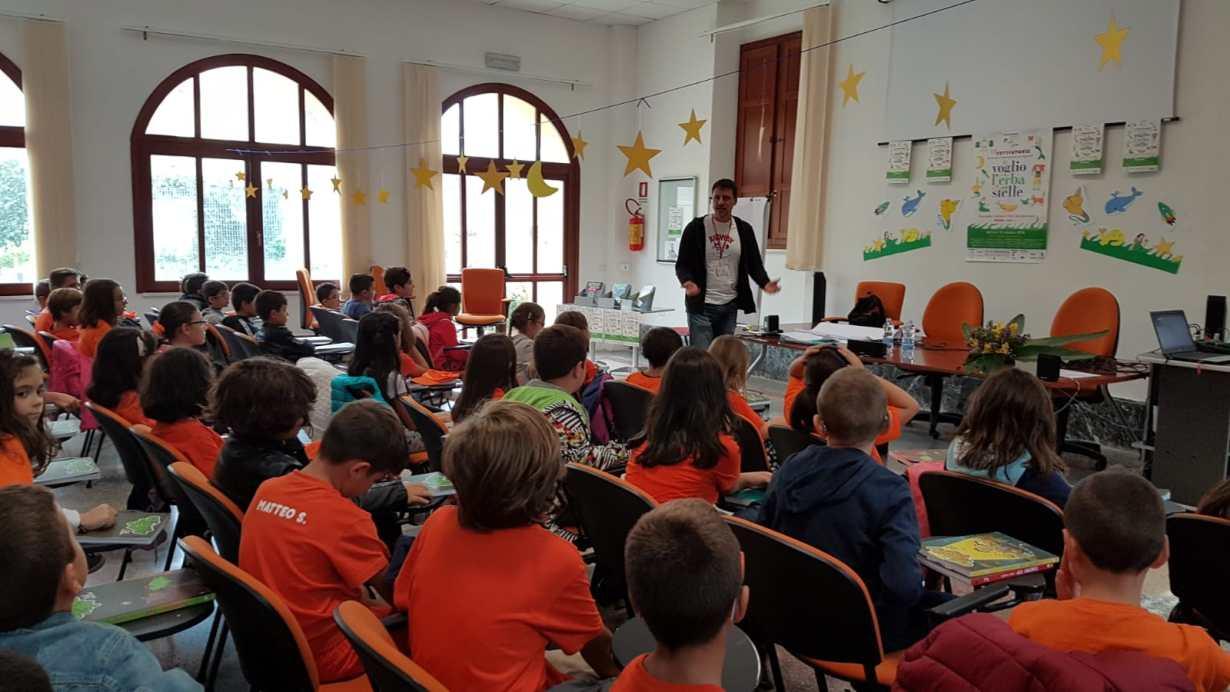 Gud e gli studenti della scuola primaria (4)