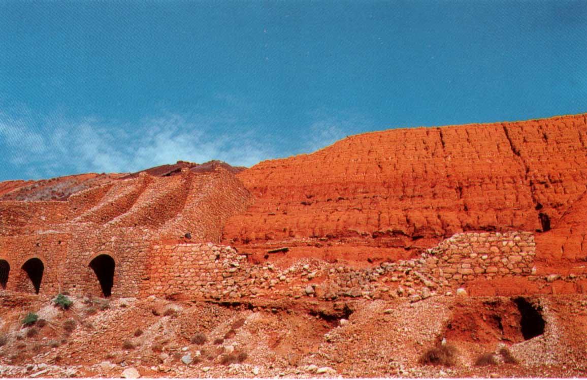 terre rosse