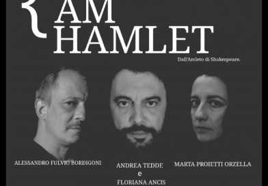 "Carbonia. Sabato al teatro centrale la tragedia shakespeariana ""I am Hamlet"""