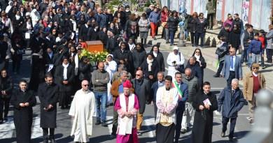 Figlie di San Giuseppe. Il Venerabile Padre Felice Prinetti è arrivato a Genoni