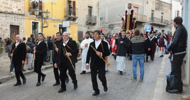 Antioco Martire, festa di popolo
