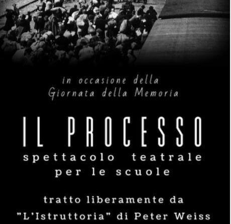 """Carbonia. Per la """"Giornata della Memoria"""" al Teatro Centrale va in scena """"Il processo"""""""