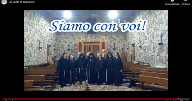 Un canto di speranza dal Monastero del Buon Cammino
